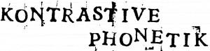KontrAstive Phonetik