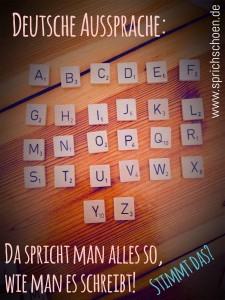 Akzent Dialekt deutsch lernen Aussprache aussprechen