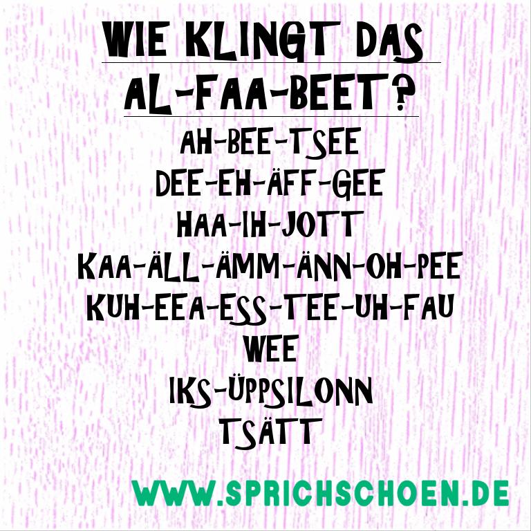 Alphabet aussprache aussprechen deutsch buchstabieren deutsch sprechen akzent sprich schön deutschlernen lisa göbel